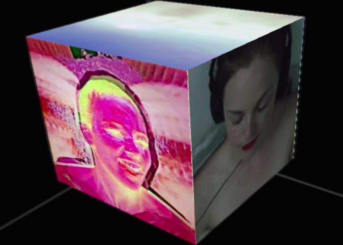 google-cube