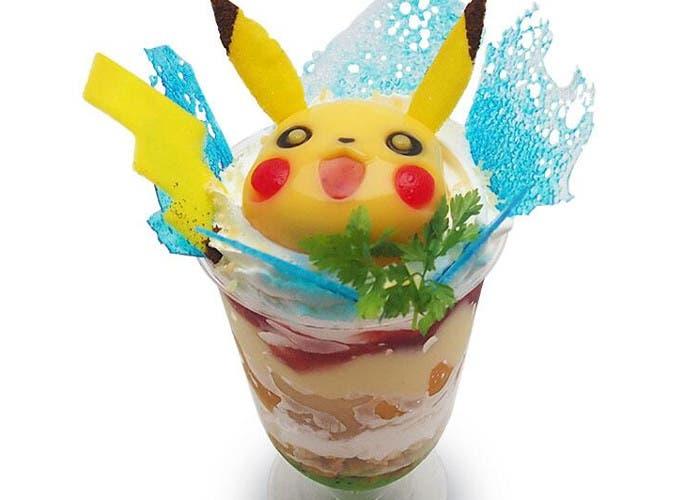 Helado de Pikachu