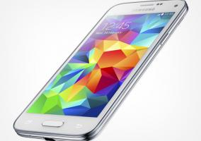 El teléfono móvil Samsung Galaxy S5 mini