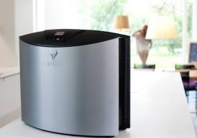 V-Tex, una máquina de enfriar bebidas