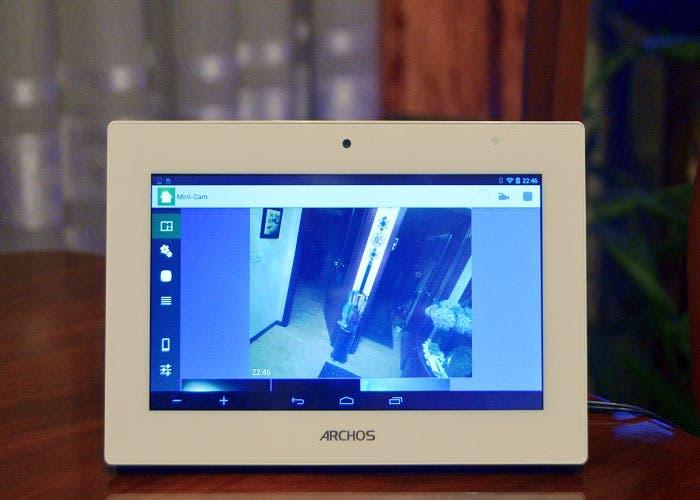 Webcam Archos Smart Home