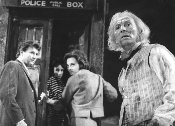 Doctor de William Hartnell