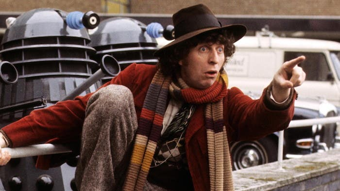 Doctor de Tom Baker