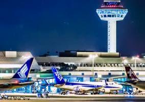 Aeropuerto de Shanghai