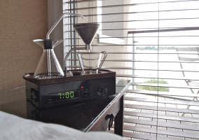 The Barisieur, la cafetera despertador