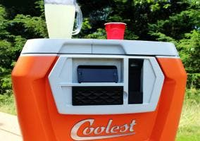 Nevera Coolest Cooler