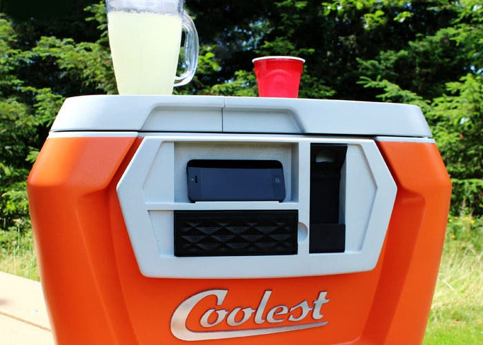 Nevera Coolest Cooler