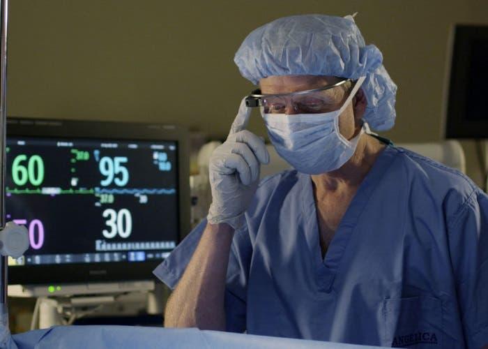Google Glass cirugía