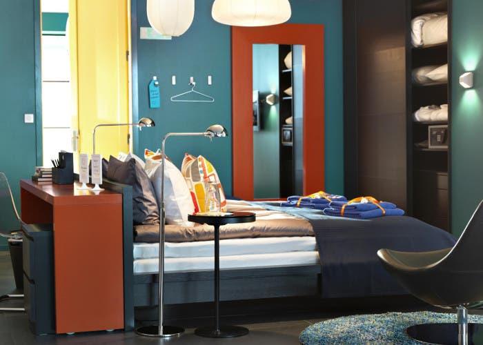 Habitacion de IKEA