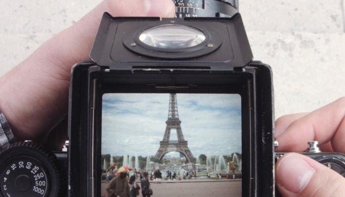 Fotograma de Paris Through Pentax