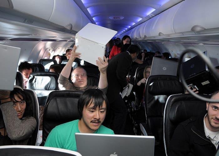 wifi on plane