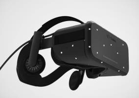Casco de realidad virtual Oculus Rift de Facebook