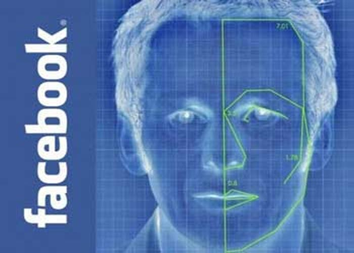 Facebook facial