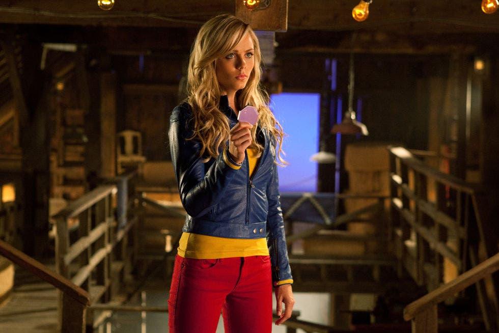 Laura Vandervoort de Supergirl