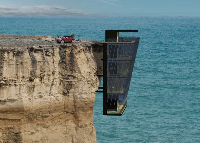 Cliff House de Modscape