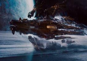 Fotograma de Jupiter Ascending