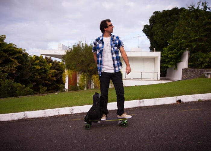 la mochila/skate movpak