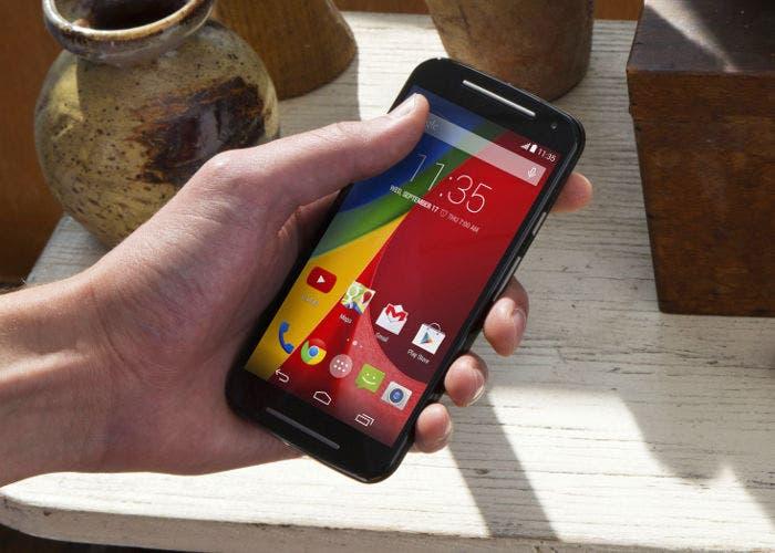 Nuevo Motorola Moto G