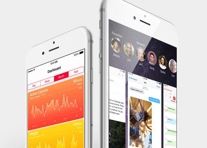 Nuevos iPhone 6