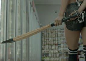 Fotograma del corto Shopping in a Zombie Apocalypse