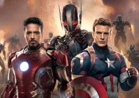 Capitán America y Iron Man