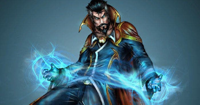 Dr Strange de Marvel