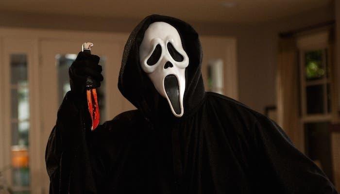 Ghost Face de Scream
