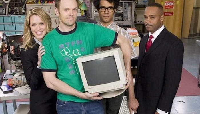 The IT Crowd (NBC)