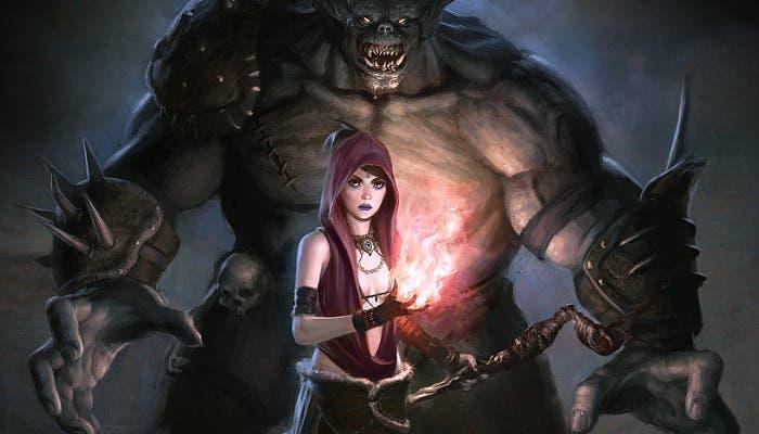 Imagen promocional de Dragon Age: Origins