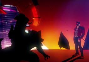 Fotograma de la serie de animación de Guardianes de la Galaxia