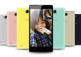 Smartphone Honor 3C