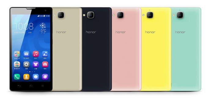 Smartphone Huawei Honor 3C