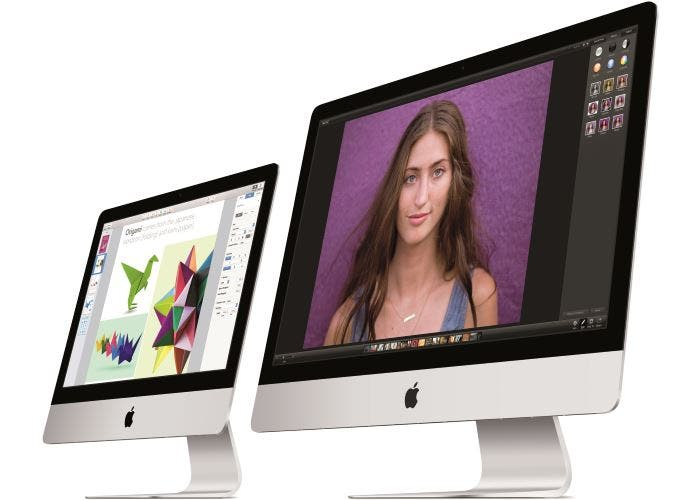 iMac con pantalla Retina 5K