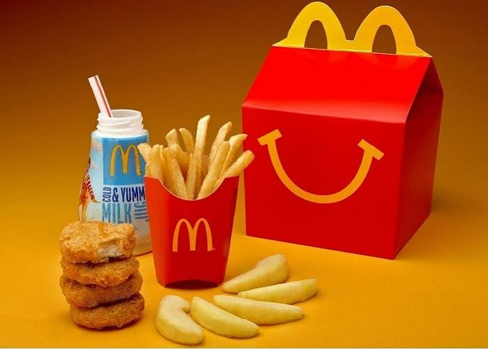 Enga an a eco consumidores con comida de mcdonald 39 s for Que es la comida molecular