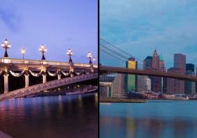 Fotograma de París / New York