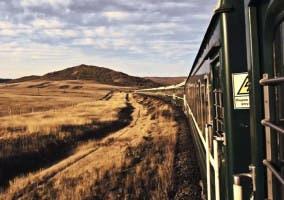 Fotograma de Seat 22 — Trans-Siberian Odyssey