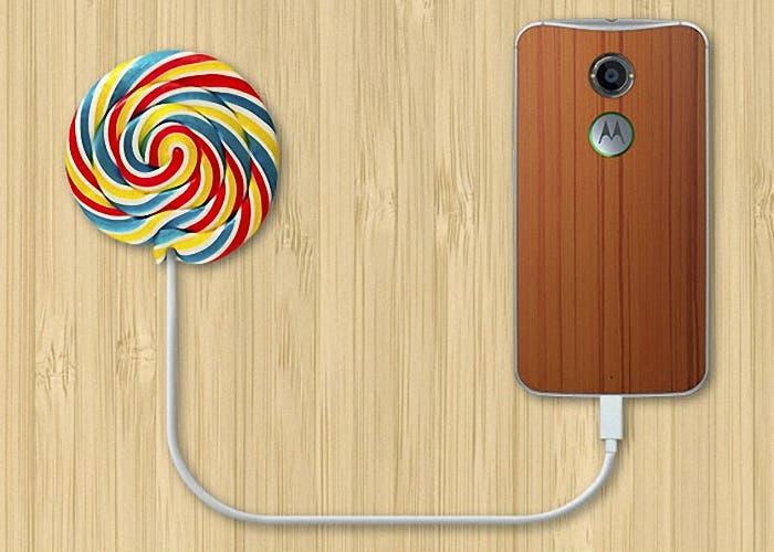 Motorola Android L