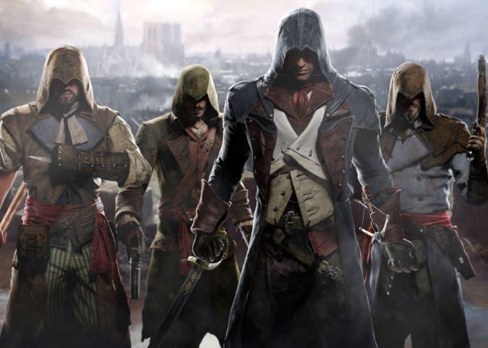 Imagen promocional de Assassin's Creed Unity