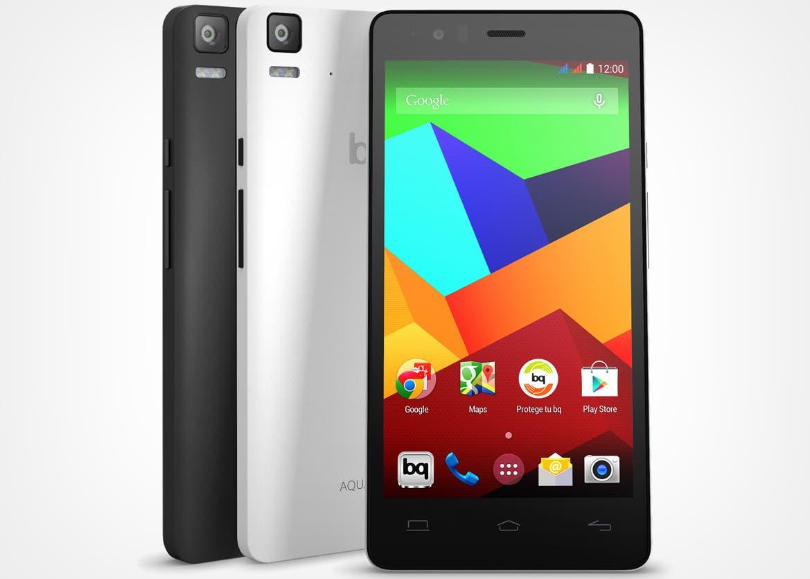 Smartphone bq Aquaris E5 HD 4G