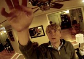 GoPro en un ventilador