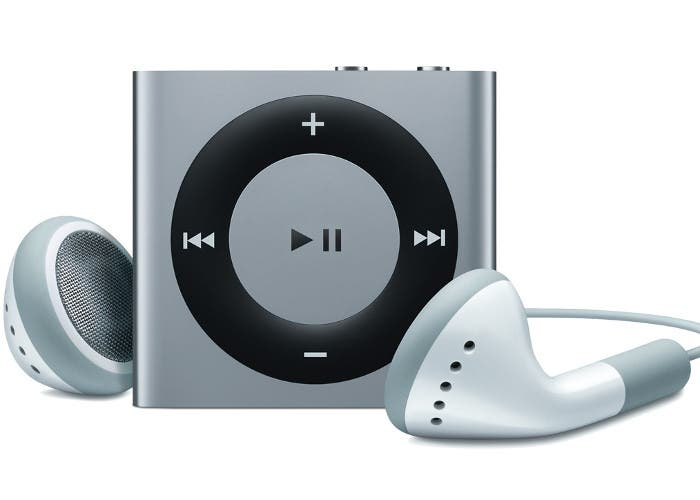 Reproductor MP3 iPod shuffle