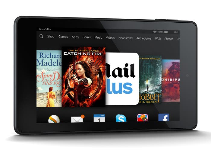 Tablet Kindle Fire HD 6 de Amazon