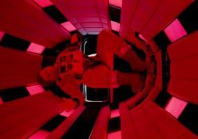 Kubrick y el color rojo