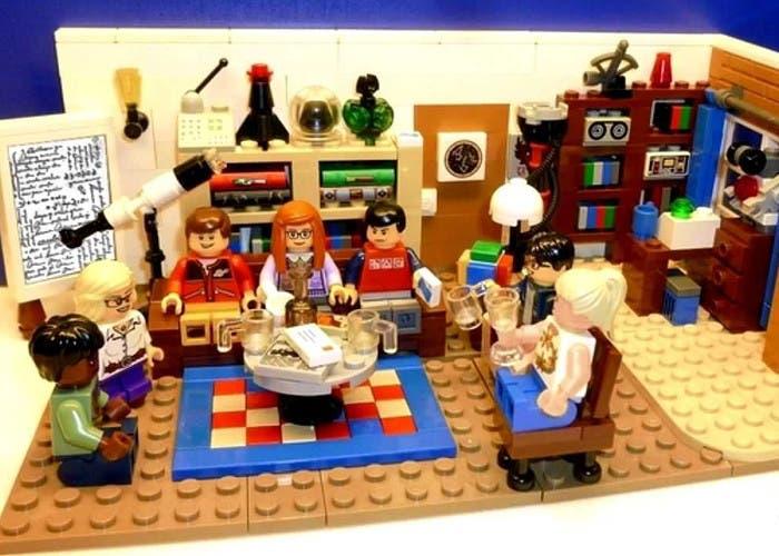 LEGO de The Big Bang Theory