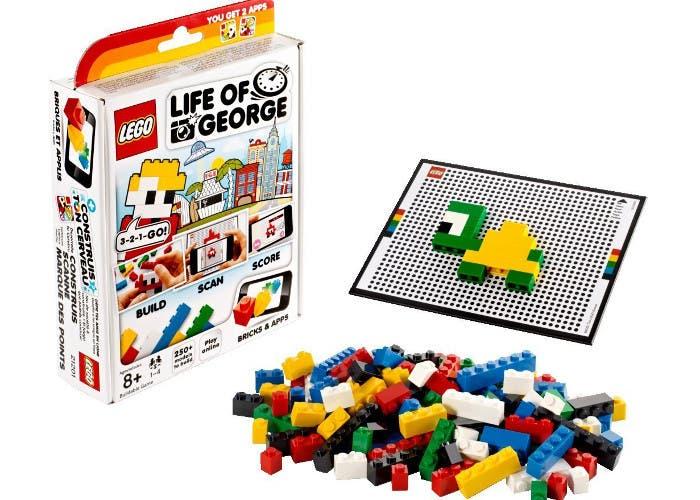 LEGO de realidad aumentada