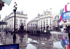 Londres deshabitado