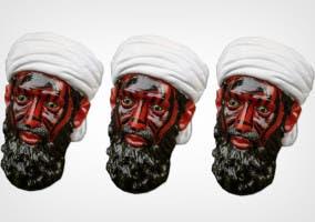 Muñeco de Osaba bin Laden