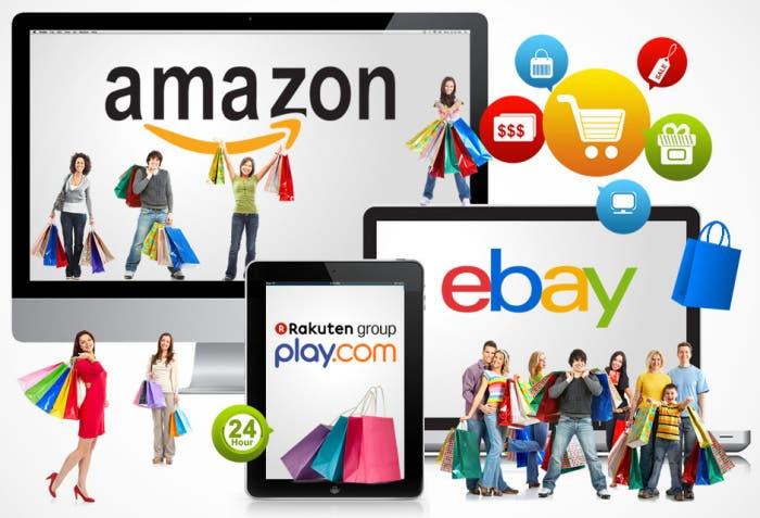 Resultado de imagen para Amazon, eBay y otras empresas de venta online que revolucionaron la manera de comprar