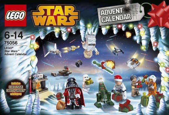 Calendario de adviento Star Wars