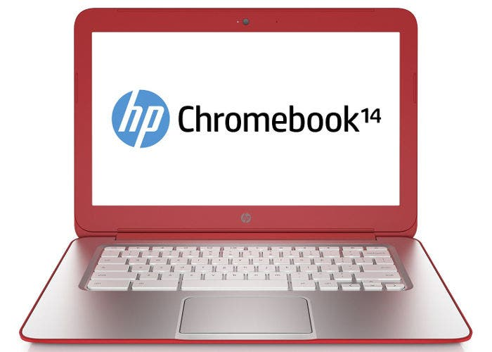 Portátil HP Chromebook 14